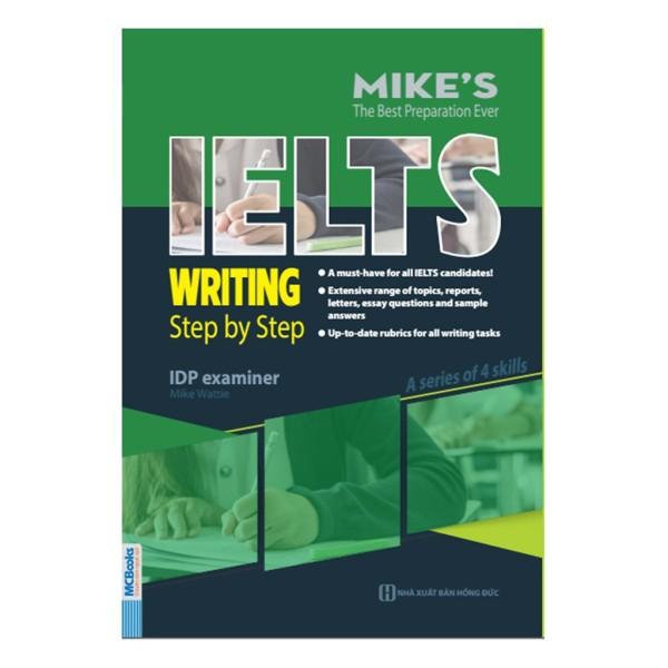 Cuốn sách Ielts Writing: Step By Step