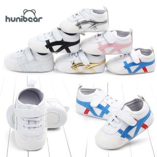 Newborn Giày Em Bé Mùa Xuân Mùa Hè Bông Mềm Chống Trượt Toddler Trẻ Sơ Sinh Trai Cô Gái Sneakers