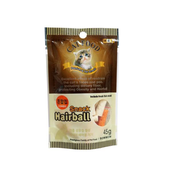 Snack hỗn hợp cho mèo Bowwow
