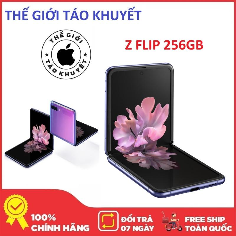 Điện thoại Samsung Z FLIP 256GB Siêu Đẹp - Mới 100% - Hàng mới về - Chat với shop trước khi mua - Thế Giới Táo Khuyết