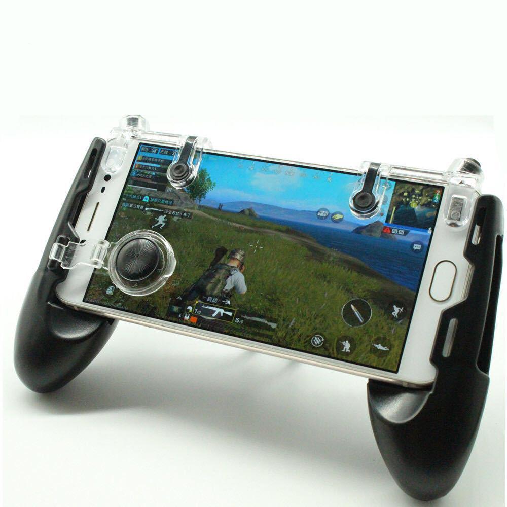 [HCM]Tay cầm chơi game Tg-53 phù hợp với tất cả các dòng điện thoại từ 4 đến 6.5 inch (Tặng cặp odog trắng)