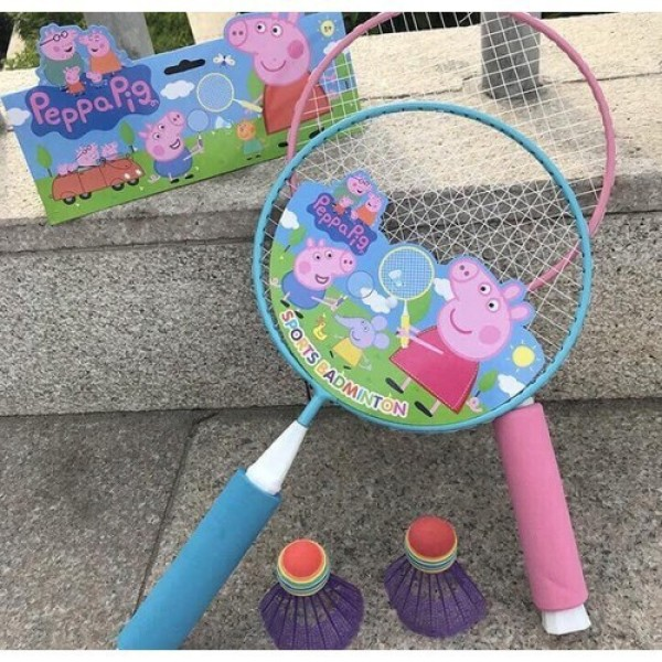 Bảng giá Bộ vợt cầu lông trẻ em , Vợt Cầu Lông Trẻ Em , BỘ VỢT CẦU LÔNG BẮT ĐẦU CHO TRẺ EM, Bộ vợt cầu lông cho bé - Bộ đồ chơi quần vợt trẻ em,