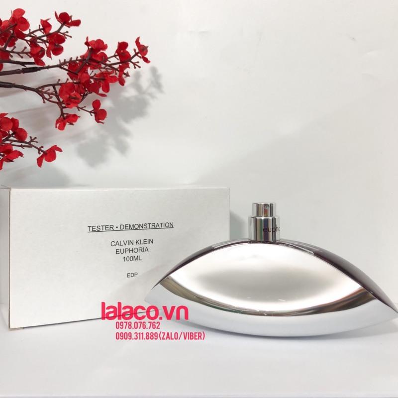 [Tester] Nước hoa Nữ Calvin Klein CK Euphoria For Women EDP 100ml (không nắp)