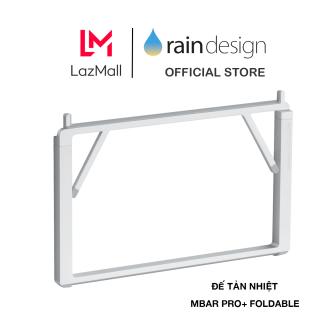 GIÁ ĐỠ TẢN NHIỆT RAIN DESIGN (USA) MBAR PRO+ FOLDABLE LAPTOP SILVER - RD-10084 - HÀNG CHÍNH HÃNG thumbnail