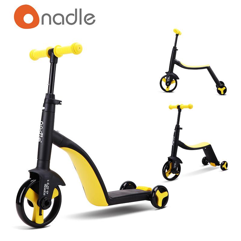 Xe Trượt Scooter Nadle Joovy 3 Trong 1 Giảm Cực Đã