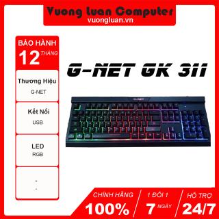 Bàn phím giả cơ GNet GK311 thumbnail