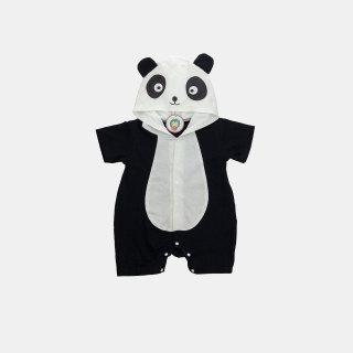 Bodysuit Mũ Hình Thú Cho Bé, Chất Liệu Cotton Thun Co Giãn 4 Chiều, Thoáng Mát, Kiểu Dáng Dễ Thương Đáng Yêu BABYWANT thumbnail