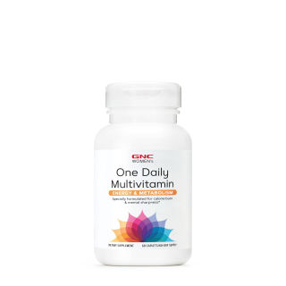 Vitamin cho nữ, GNC Womens One Daily Multivitamin Energy and Metabolism thumbnail