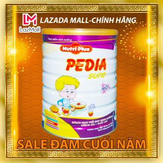 Sữa PEDEA dành cho trẻ suy dinh dưỡng NUTRI PLUS -900G -Không dành cho trẻ dưới 2 tuổi thumbnail