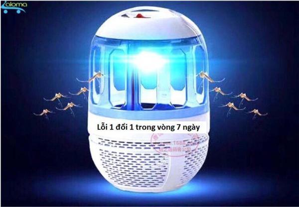 Máy bắt muỗi (đèn bắt muỗi), Bảo Hành 1 Năm, Đổi mới miễn phí trong vòng 7 ngày