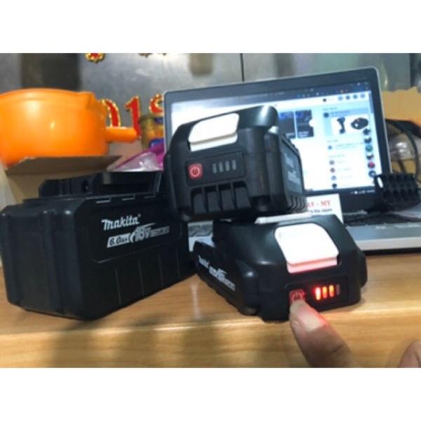 [HCM]Pin makita 18 v có led