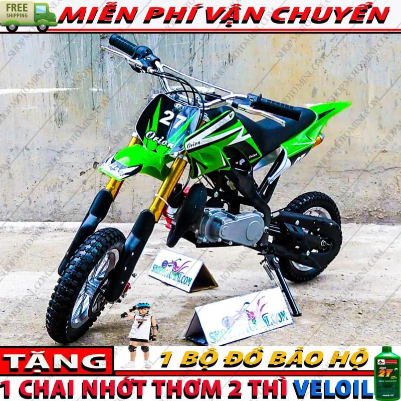 Mua xe moto cao cao mini 50cc trẻ em   cao cao 2 thì gắn máy cắt cỏ chạy bằng động cơ xăng pha nhớt 2 thì