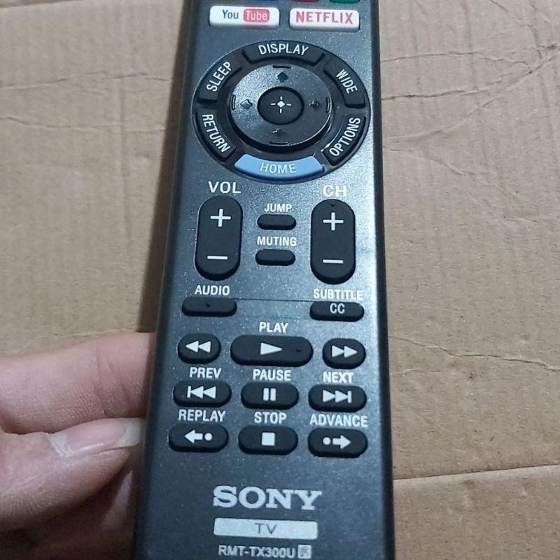 Bảng giá điều khiển tivi sony tx 300 zin