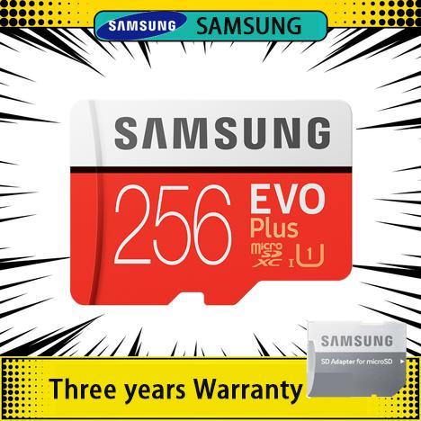 Bán Nóng Samsung Evo Plus 256gb Micro Sdxc U3 Class 10 Thẻ Mb-Mc 256g By Fullhouse95.