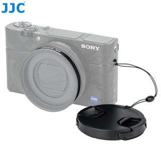 JJC 52mm Filter Adapter - Lens Cap Kit With Lens Cap Keeper For Sony RX100M5A RX100M5 RX100M4 RX100M3 RX100M2 RX100 Cameras thumbnail