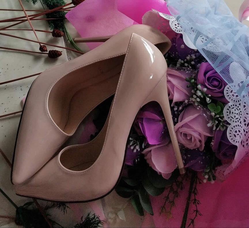 Giày Cao Gót nữ, hàng cao cấp, nhìn sang chảnh, ảnh thật, đủ màu sắc