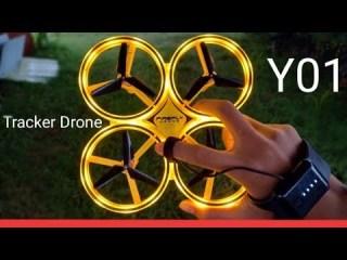 Máy Bay Flycam Gía rẻ, Flycam Mini, Máy Bay Điều Khiển Từ Xa, Máy Bay Cảm Biến Có Đèn Led Drone Y01 , Cảm Ứng Hồng Ngoại Đa Chiều, Nhào Lộn 360 độ, Đồ chơi Máy bay Cảm ứng có đèn led điều khiển Theo Cử Chỉ Tay và Cảm Biến Va Chạm hàng zin không độc hại thumbnail