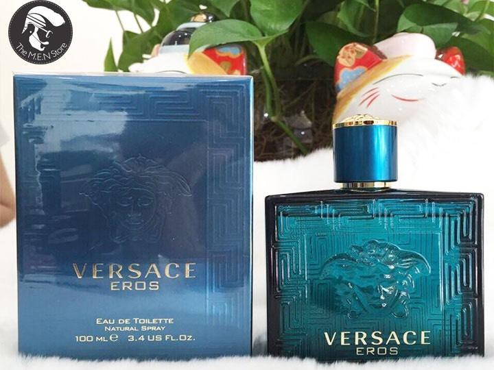 Nước Hoa nam Versace Eros For Men 100ml XT960