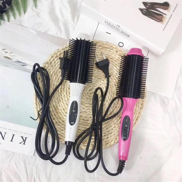 Lược uốn tóc xoăn Lược Điện Nova Nhc 8810, Lược Điện Uốn Tóc Đa Năng Lược chải phồng tóc, Đồ nghề làm tóc tại nhà giá rẻ