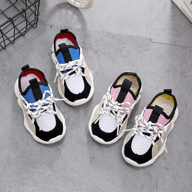 [Size 21-30] Giày Thể Thao Cho Bé Trai/Gái Sneaker Dừa Xỏ - GT254 giá rẻ