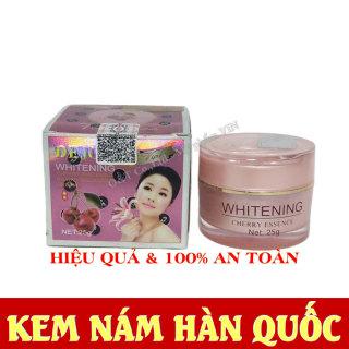 Kem nám tàn nhang dưỡng trắng da Cherry Hàn Quốc 25g thumbnail
