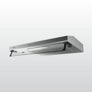 Máy Hút Khói Khử Mùi Malloca H107 - Công suất hút 350m3/h - Khử mùi bằng than hoạt tính - Bảo Hành 36 tháng - Hàng Chính Hãng