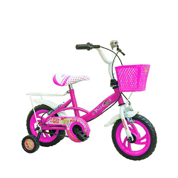 Mua [ SÁNG ĐẶT, CHIỀU GIAO TẬN NHÀ ] Xe đạp trẻ em Nhựa Chợ Lớn 12 inch K104 - M1798-X2B
