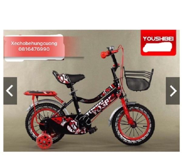 Phân phối Xe đạp địa hình bánh 12/14/16 inch (cho bé 3-4t, 4-5t, 5-7t)