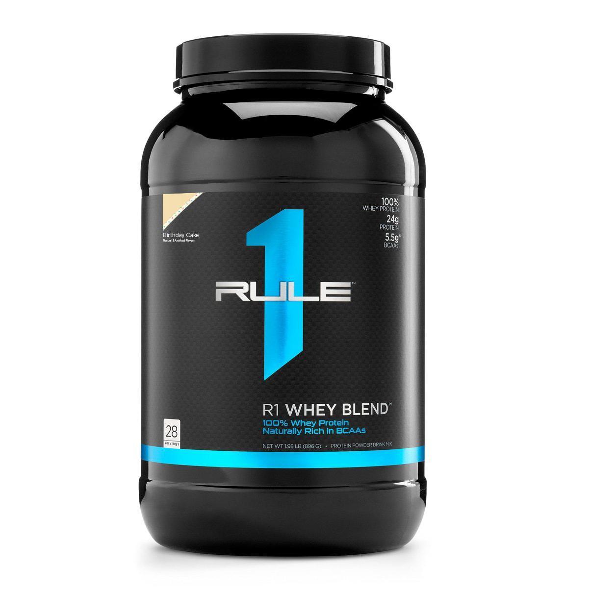 Thực phẩm bổ sung R1 Whey Blend 2lb - 28 servings cao cấp