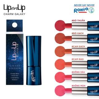 Son thỏi Collagen Lip On Lip Charm Galaxy Edition 4g (HSD 2023) thumbnail