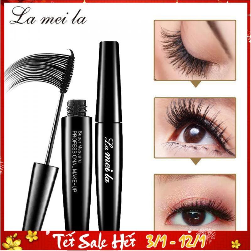 Mascara La Mei La giúp cong mi tự nhiên chuốt mi mascara lâu trôi TK-MS022