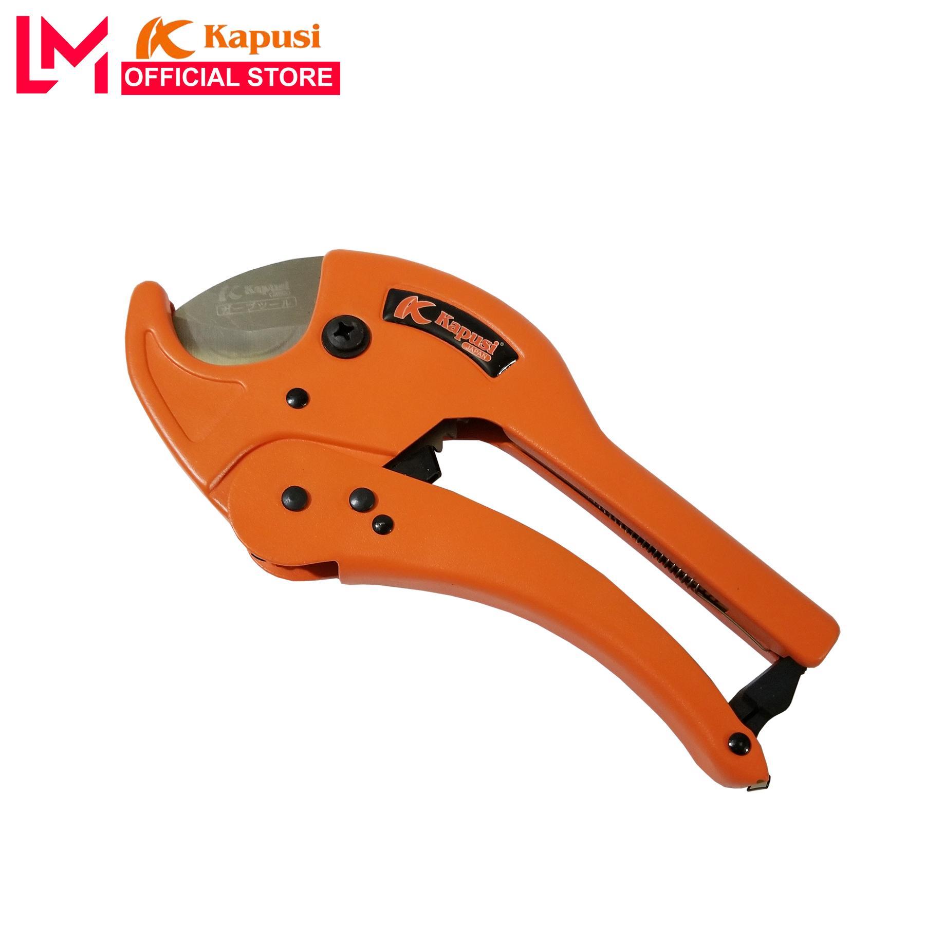 Kéo cắt ống PVC Kapusi 42- Bảo Hành 6 tháng