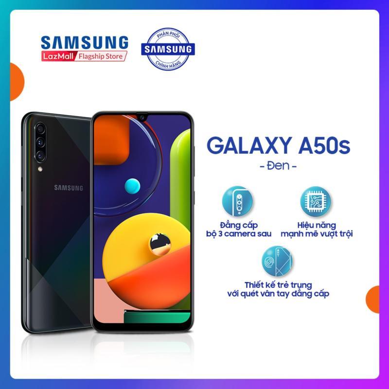 Samsung Galaxy A50s + Tặng Sạc Dự Phòng 10,000 mAh - Điện Thoại Chính Hãng