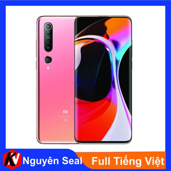 [Trả góp 0%]Điện Thoại Xiaomi Mi 10 256GB Ram 8GB  (Hỗ trợ 5G) Kim Nhung- Hàng Nhập Khẩu
