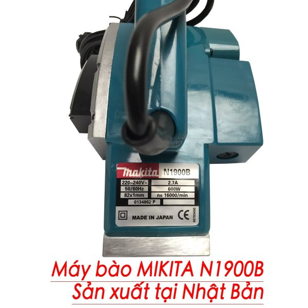Máy bào gỗ Makita N1900B -Bảo hành 6 tháng
