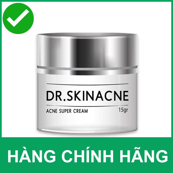 [CHÍNH HÃNG] Kem Mụn DR SKINACNE
