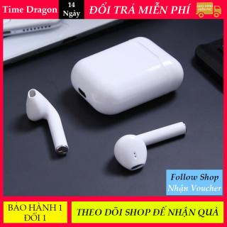 Tai nghe bluetooth 5.0 i11 tai nghe thể thao tai cảm ứng mini nhỏ gọn Âm thanh 3D Hệ thống Android và IOS đều có thể kết nối phù hợp cả nam và nữ có 2 tai nghe nhận gọi thoại tai nghe nhét tai tai nghe bluetooth khong day 1