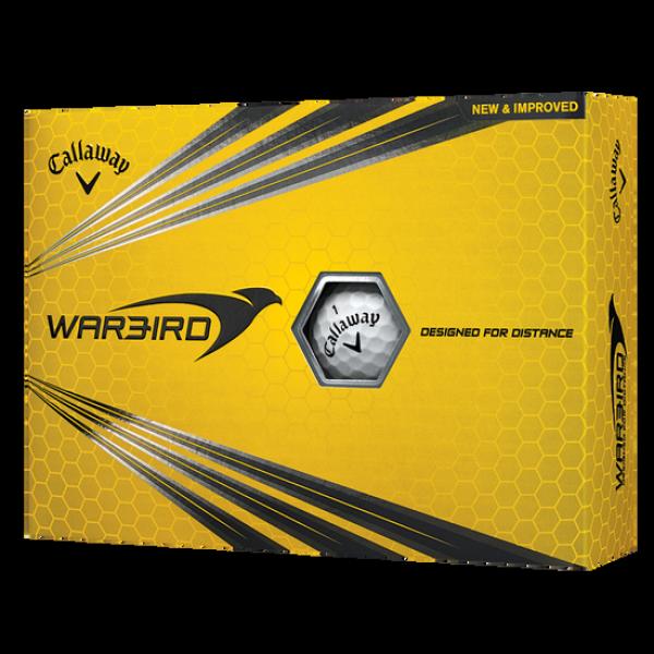 Bóng chơi golf Callaway - Warbird 17