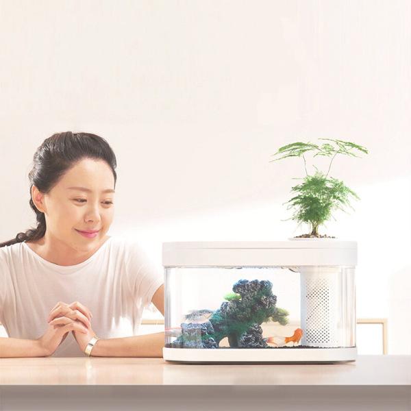 Bể cá thủy sinh mini Xiaomi HF-JHYG001
