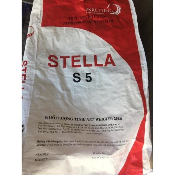 5 Kg Cám Stella S5 Cám Cá Koi