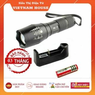 Đang Sale Đèn Pin T6 Siêu Sáng Cao Cấp Hợp Kim Chống Nước (Loại Tốt). thumbnail