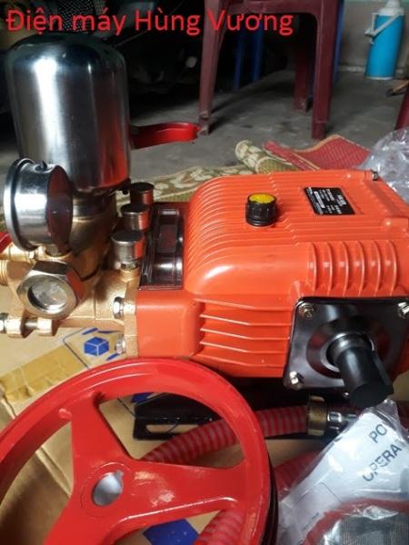 Đầu máy bơm nước rửa xe áp lực Hikari 69 Made in Thái lan - pít tông dài