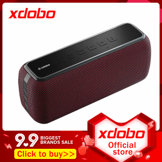 Loa XDOBO X8 Loa Chống Nước Bluetooth 5.0 Không Dây Bluetooth 60W Loa Siêu Trầm Loa Bass thumbnail