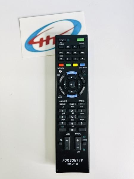 Bảng giá Remote Tivi SONY RM-L1165