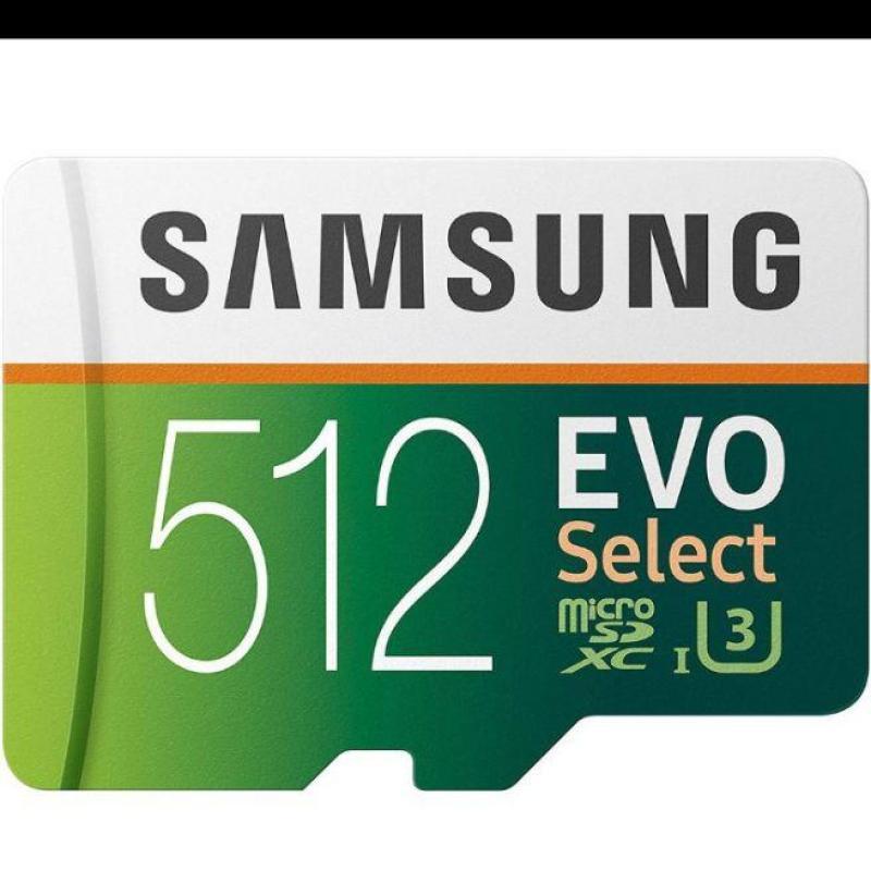 the nhớ 512GB