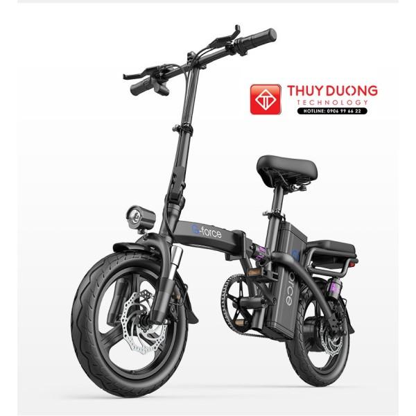 Mua Xe đạp điện trợ lực gấp gọn G - Force thương hiệu Mỹ