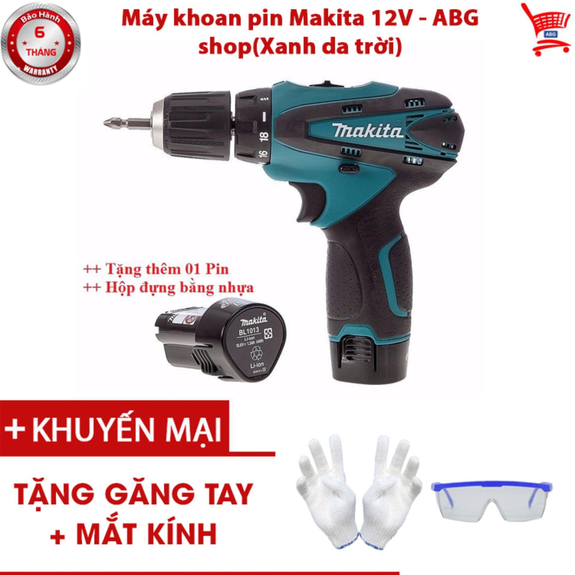Máy khoan pin Makita 12V - ABG shop