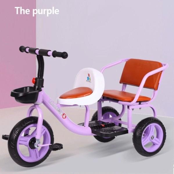 Giá bán Xe đạp 3 bánh xích lô trẻ em SYD-6622 (Cho Bé 1-5 tuổi)