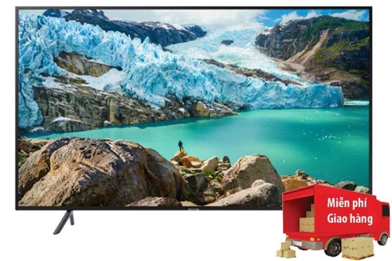 Bảng giá Smart Tivi Samsung 4K 50 inch UA50RU7100