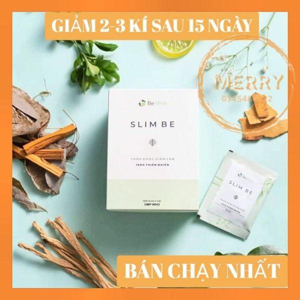 Thực phẩm bảo vệ sức khỏe giảm cân SLIM BE của Bealive chính hãng cao cấp